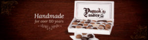 Handmade Candy for Over 110 Years